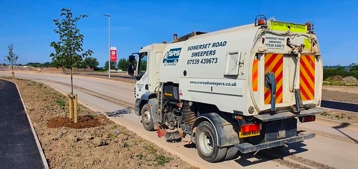 SRS - SOMERSET ROAD SWEEPERS