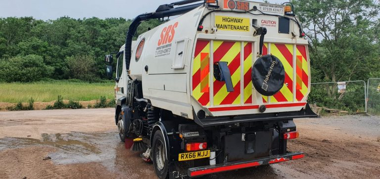 SRS Somerset Road Sweepers
